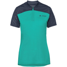 VAUDE Tremalzo IV Shirt Damen peacock